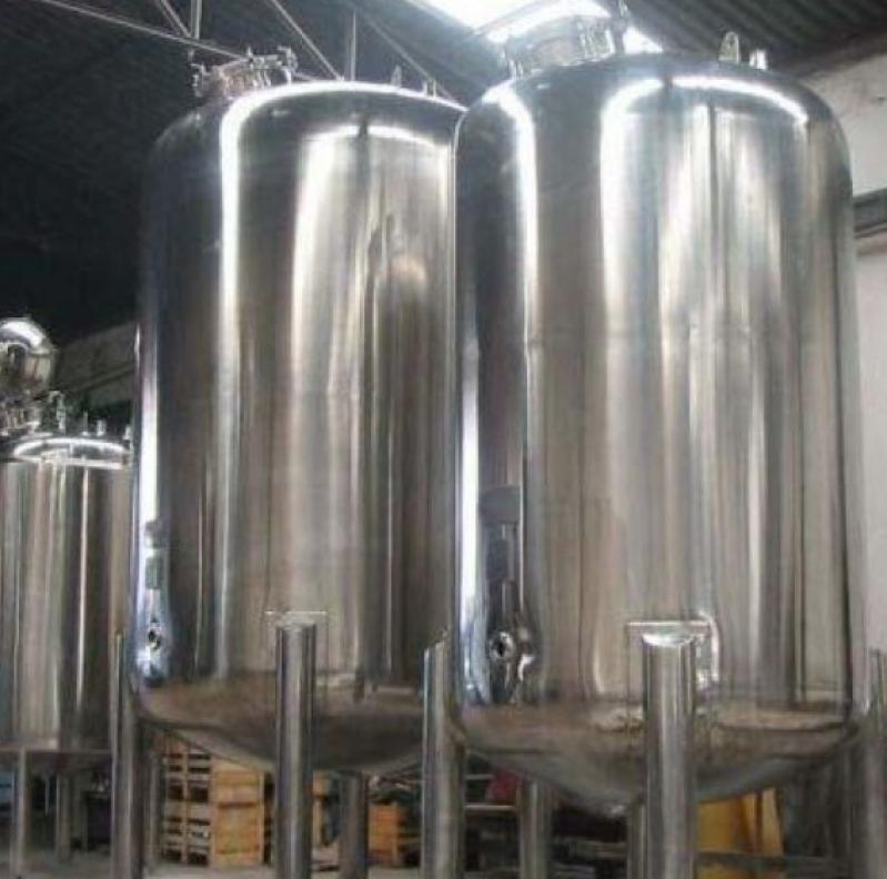 Caldeiraria de Inox Barata Baixo Guandu - Caldeiraria Aço Inox