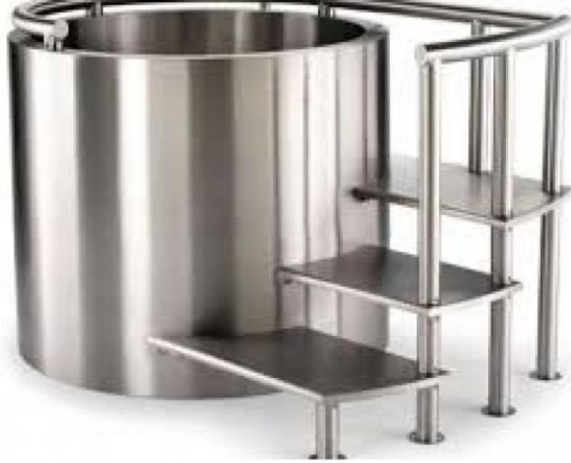 Caldeiraria em Aço Inox Linhares - Caldeiraria Mecânica