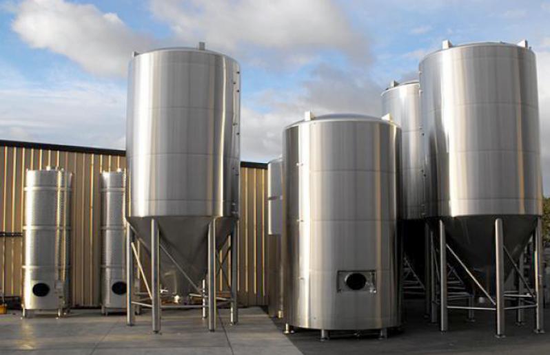 Caldeirarias Industriais Cachoeiro de Itapemirim - Caldeiraria Aço Inox