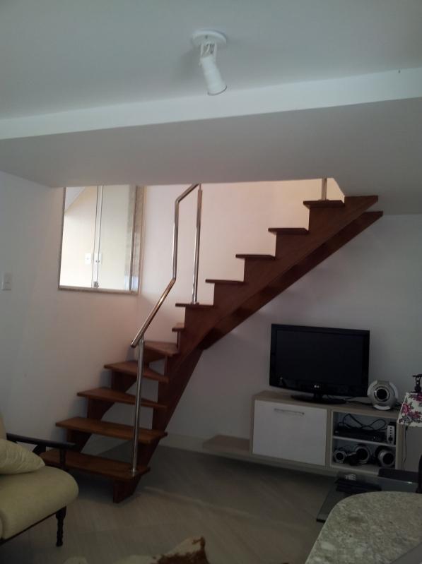 Comprar Escada de Aço Corten Cachoeiro de Itapemirim - Escada Aço Corten