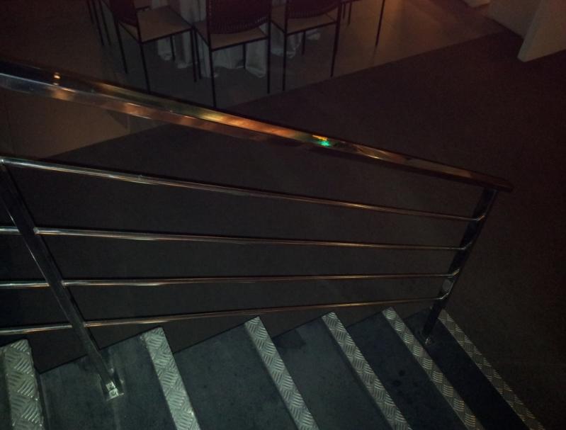 Escada de Aço Inox Vila Valério - Escada de Aço Inox