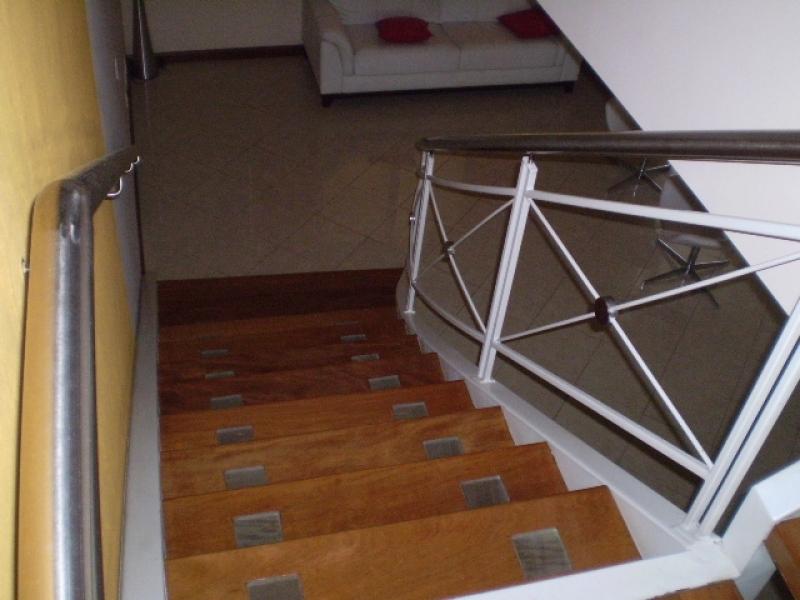 Escadas de Aço Corten Pancas - Escada Aço Corten