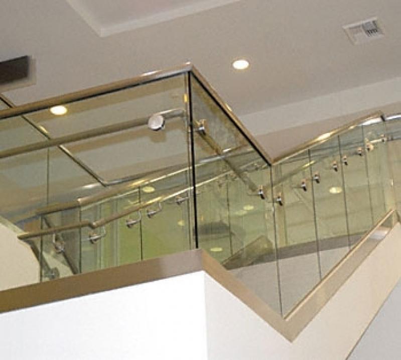 Fabricante de Corrimão de Escada em Inox São Gabriel da Palha - Corrimão de Inox para Piscina
