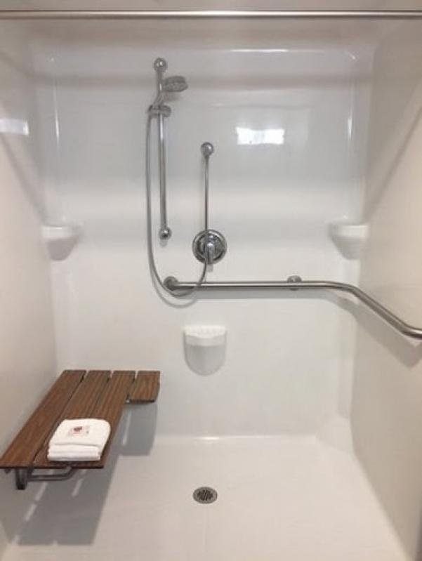 Fabricante de Corrimão em Inox para Banheiro Marataízes - Corrimão de Inox para Piscina