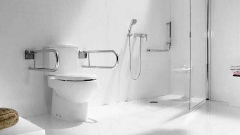Procuro por Corrimão em Inox para Banheiro Linhares - Corrimão de Inox para Piscina