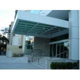estrutura metálica treliça Vila Valério