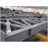 estruturas metálicas treliça Vitória