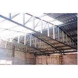 onde compro estrutura metálica para garagem Baixo Guandu