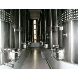 venda de caldeiraria mecânica inox Vila Valério