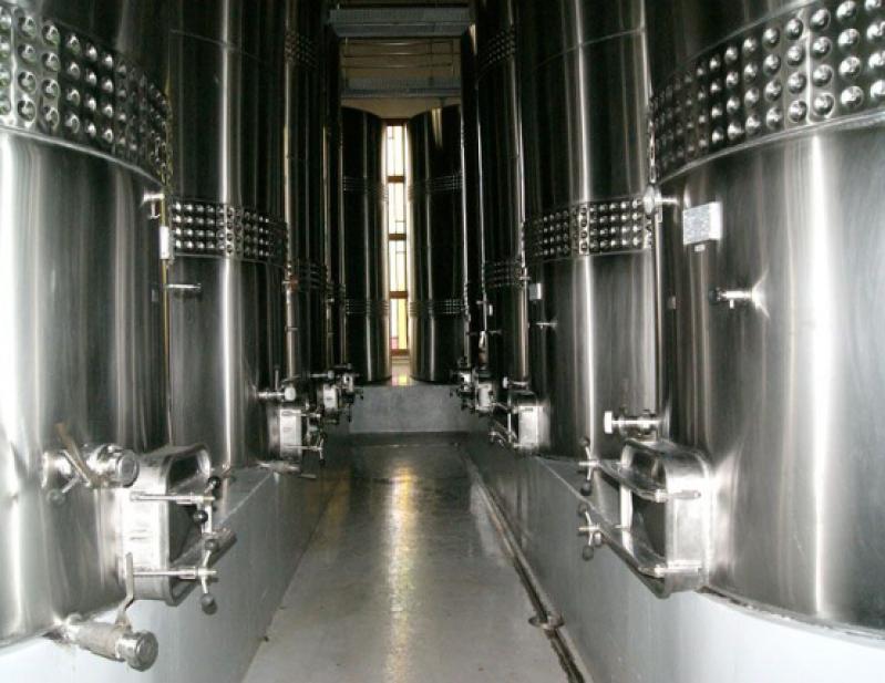 Venda de Caldeiraria Aço Inox Serra - Caldeiraria Inox